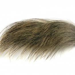 Foxy Tails Fly Tying - Boar Bristles - Black