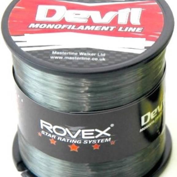 Rovex Rovex Rovex Devil Fibre 1/4lb Green 20lb