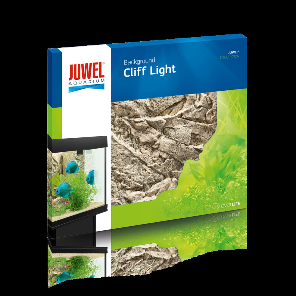 Juwel Aquarium Background - Cliff Light