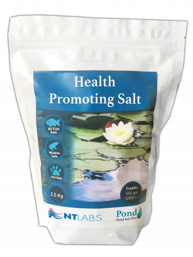 Nt Labs Pond Salt 2.5 Kg