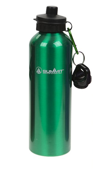 Summit 750ml Water Bottle w/ 2 Lids