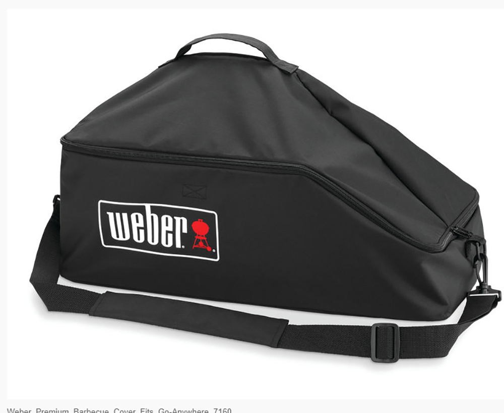 Weber Premium Barbecue Cover  Fits Go-Anywhere (7160)