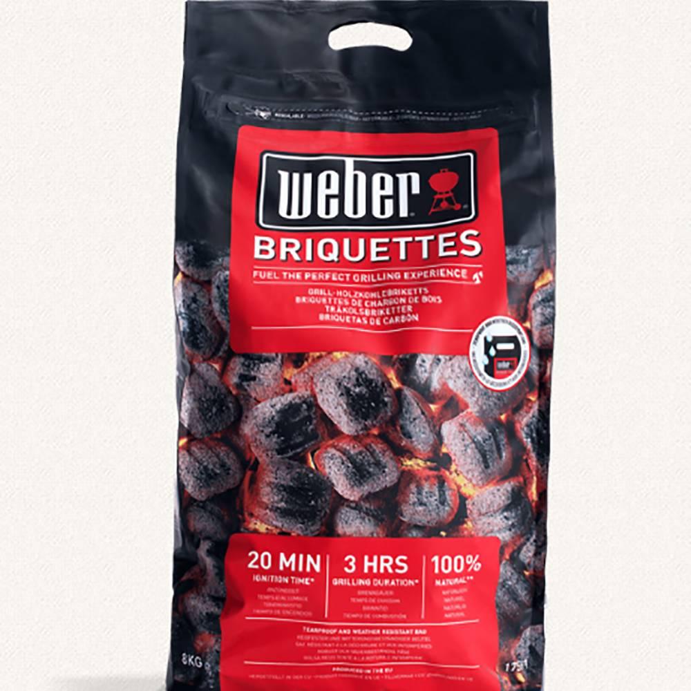 Weber Briquettes 8kg (17591)