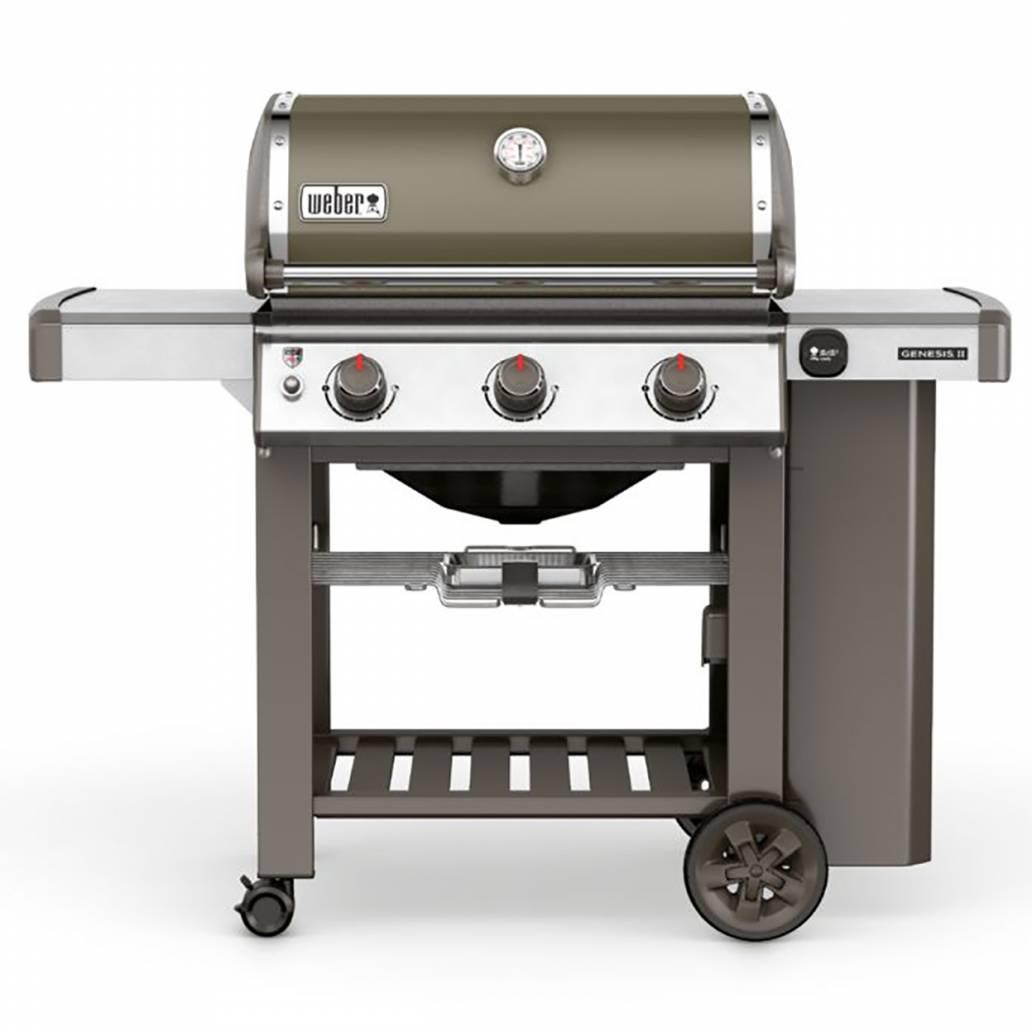Genesis II E-310 GBS - Smoke Grey (61050174)