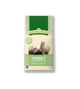 James Wellbeloved Ferret Complete Food - 2kg
