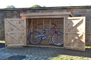 Regency Security Bike Shed