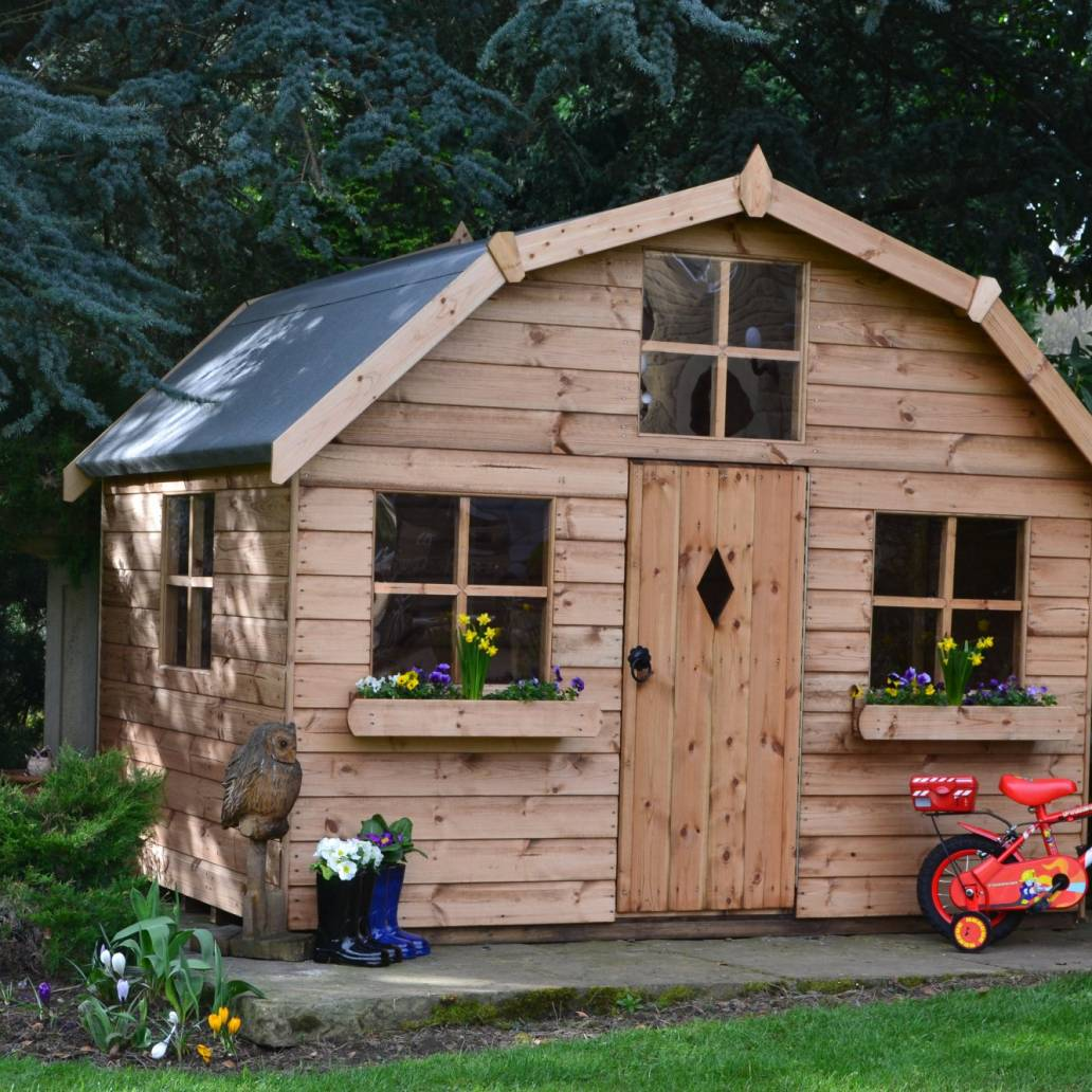 Regency Barn Owl Play House