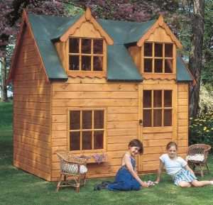 Regency Bluebell Play House