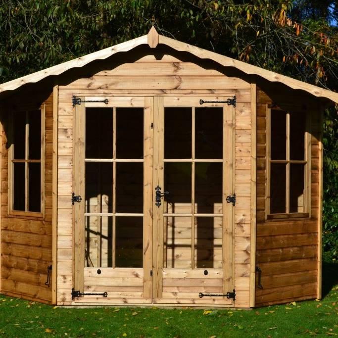 Regency Bowness Summerhouse