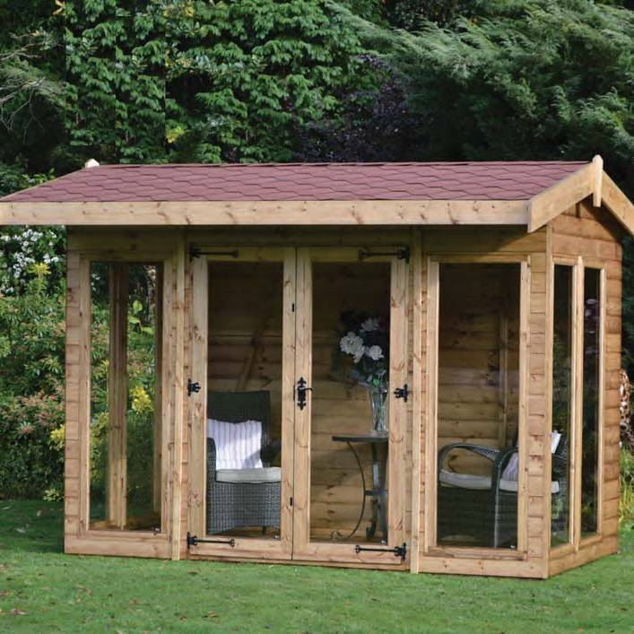 Regency Askern Summerhouse
