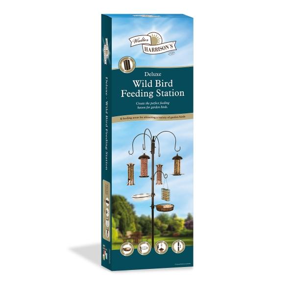 Harrisons Deluxe Bird Feeding Station