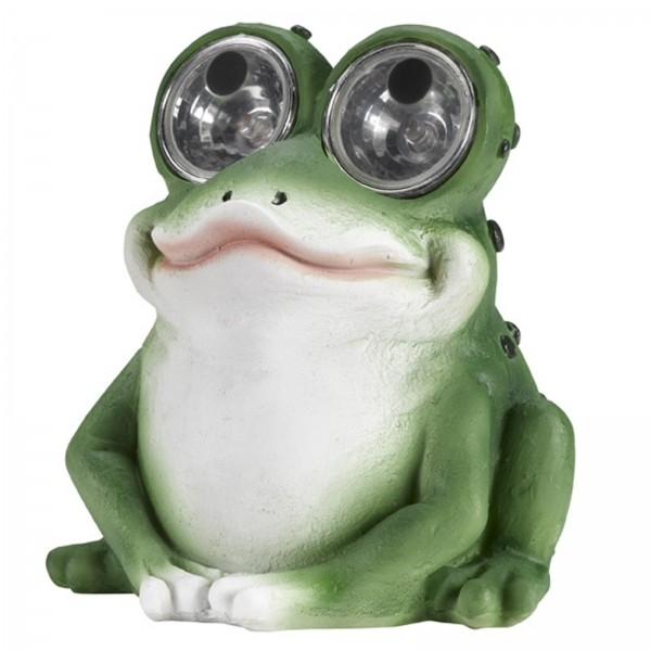 Smart Solar Bright Eyed Frog (12cm)