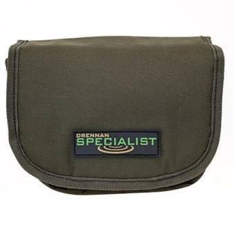 Drennan Specialist Green  Reel Pouch