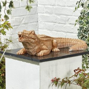 Keykay Crocodile Ornament Water Feature