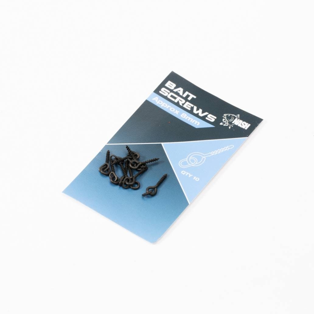 Nash Bait Screws 10pk