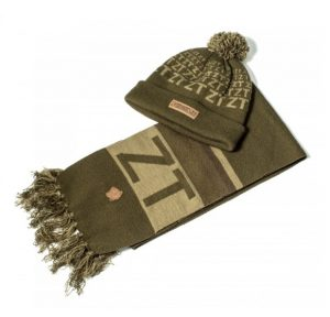 Nash ZT Hat and Scarf Set