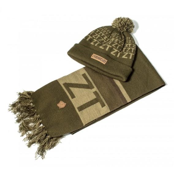 Nash ZT Hat and Scarf Set