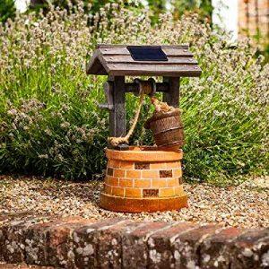 Smart Garden Wishing Well Water Feature