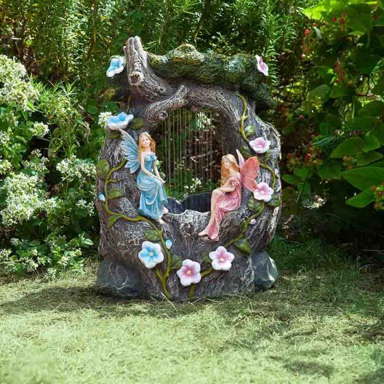 Smart Garden Fairy Rainfall Water Feature