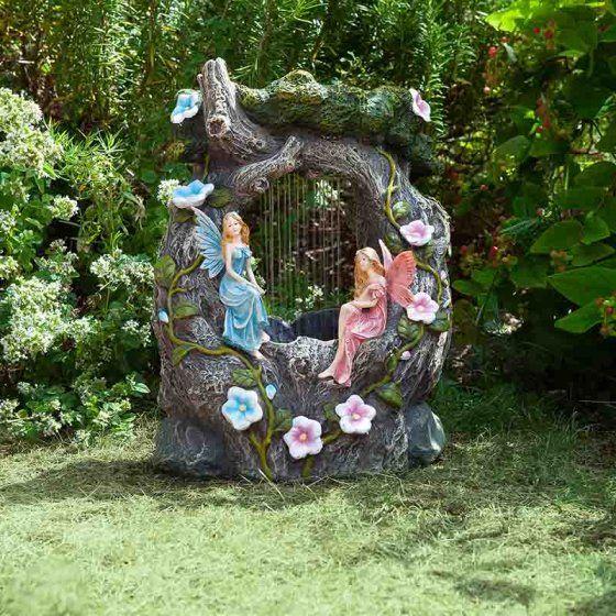 Smart Garden Fairy Rainfall Water Feature