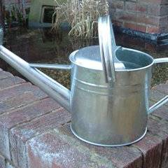 Greenkey 5L Galvanised Watering Can