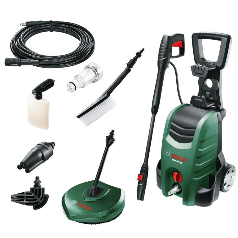 Bosch AQT 37-13 Pressure Washer Kit 1700w