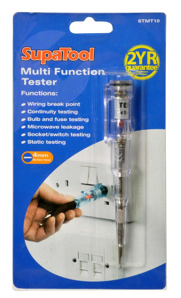 SupaTool Multi Function Tester