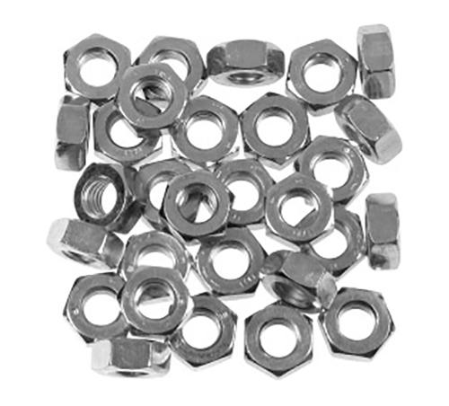 SupaFix Steel Hex Nut M8 - Zinc Plated