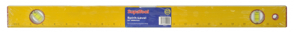 SupaTool Spirit Level 24
