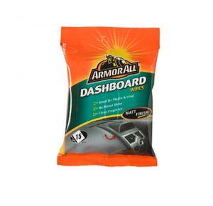 Armor All Dashboard Wipes Matt Finish - Pack of 15