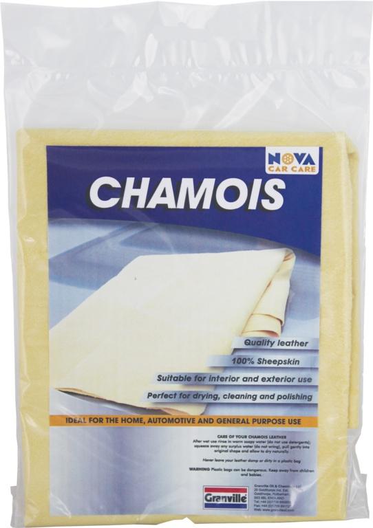 Premium Genuine Chamois Leather