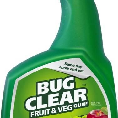Bugclear Fruit & Veg Gun! 800ml
