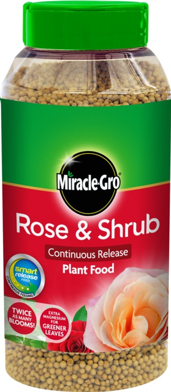 Miracle Gro Rose & Shrub Continuous Release Plant Food 1kg