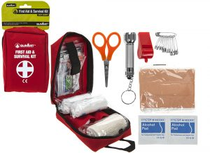 Summit First Aid/ Survival Kit