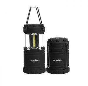 Summit Collapsible 9w 600 lumen Lantern