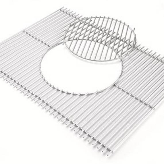 Weber Cooking Grates GBS, stainless steel, fits Genesis 300 Series 7587
