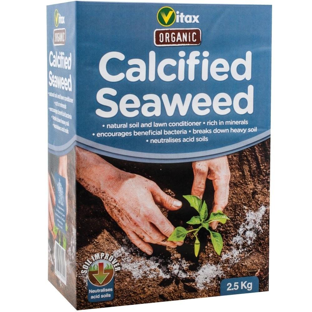 Vitax Calcified Seaweed 2.5kg