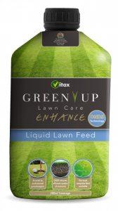 Vitax - Green Up Lawn Care Enhance Liquid Feed - 1 ltr