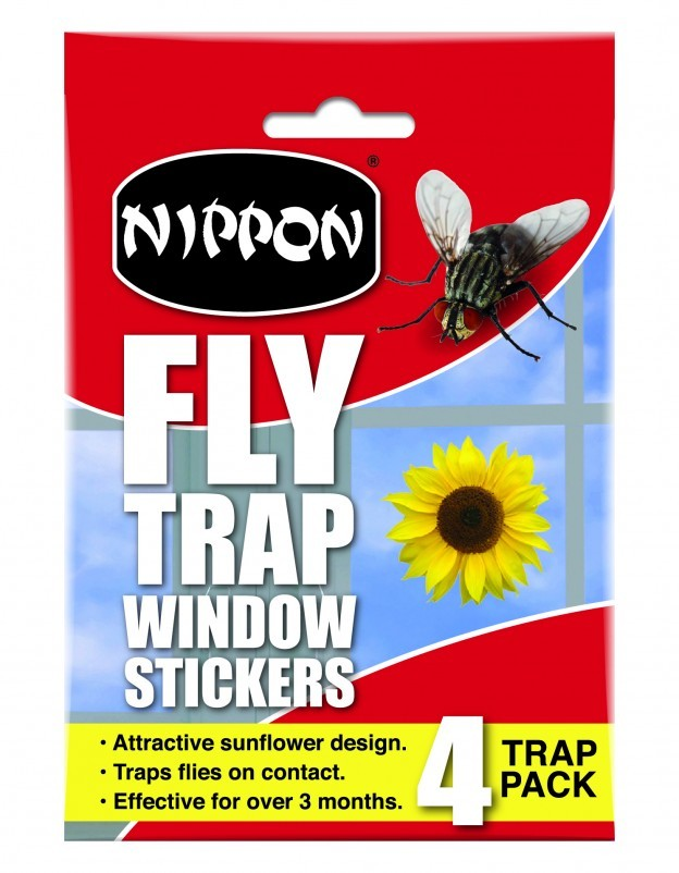 Vitax Window Sticker Fly Trap 4