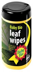 Baby Bio Leafwipes - 80 Wipes