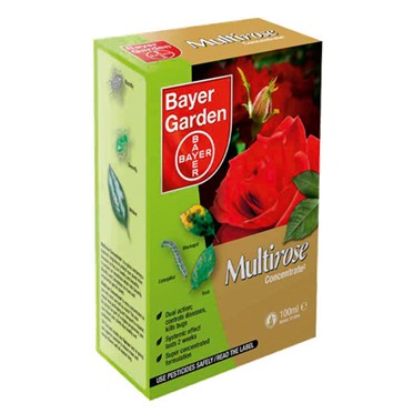 Bayer Multirose 2 Concentrate - 100ml
