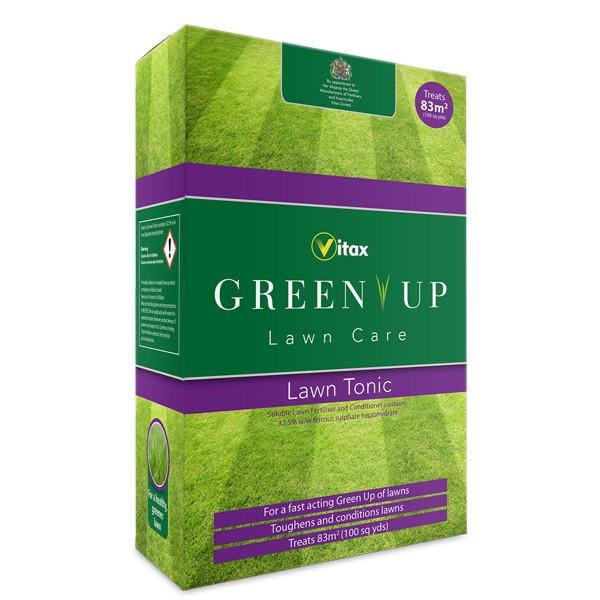 Vitax Green Up Lawn Tonic - 1kg
