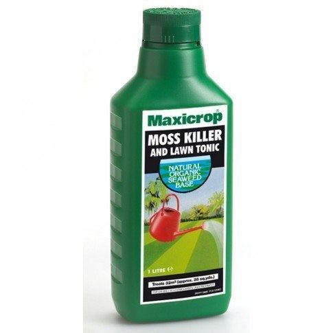 Maxicrop Moss Killer & Lawn Tonic - 1L
