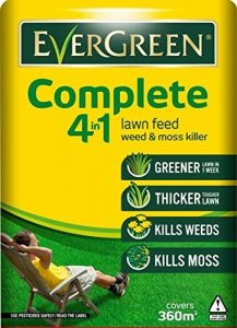 EverGreen Complete 4 In 1 Lawn Care Bag Covers 360 m2