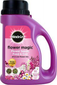 Miracle Gro Flower Magic Pink & White - 1kg