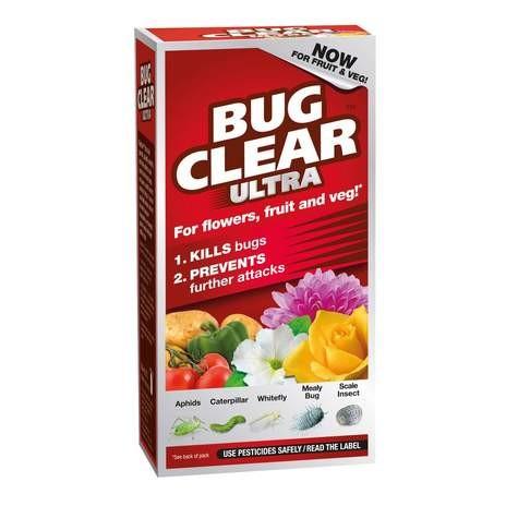 Bugclear Ultra Edible - 200ml