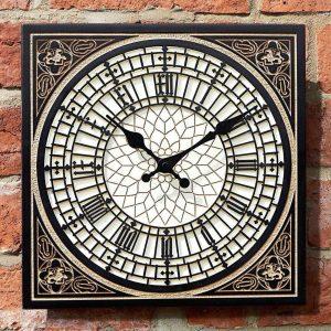 """Smart Garden 'Little' Ben 12"""" Clock"""