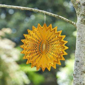 """Smart Garden 12"""" Golden Ray Spinner"""
