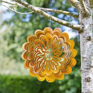 """Smart Garden 12"""" Golden Sun Spinner"""
