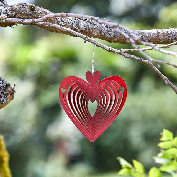 Smart Garden 6'' Heart of Hearts Spinner